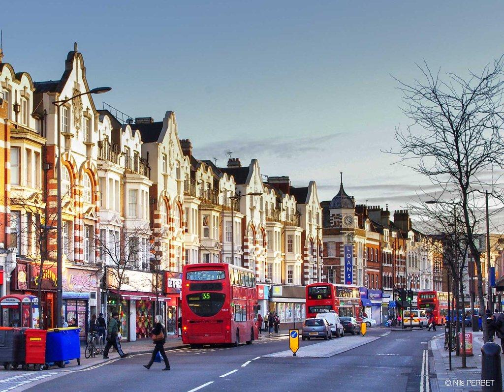 Walworth Road - London